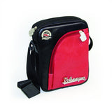 Officially Licensed Volkswagen Tablet Bag with Tire Tread Edging-Red
