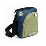 Officially Licensed Volkswagen Mini Shoulder Bag with Tire Tread Edging-Blue