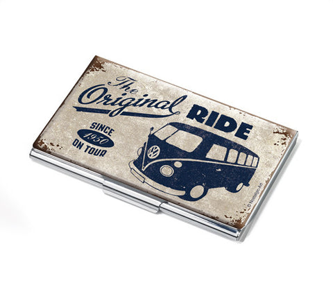 VW Business Card Case -The Original VW Van - Cool VW Stuff  - 1