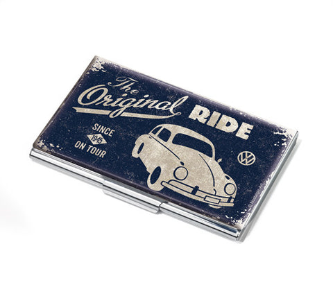 VW Business Card Case -The Original Ride VW Beetle - Cool VW Stuff  - 1