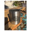 Cool VW Stuff Stainless Steel Koozie With Neoprene Rubber Insulation