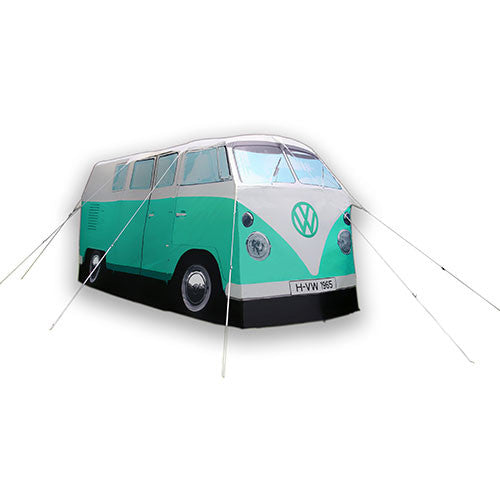 Volkswagen Bus Adult Tent-Peppermint Green