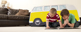 Kid's VW Pop-Up Tent-Yellow - Cool VW Stuff  - 3