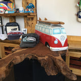 VW Bus Side Profile Wall Shelf