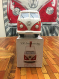 VW Bus Money Bank-Classic Red - Cool VW Stuff  - 5