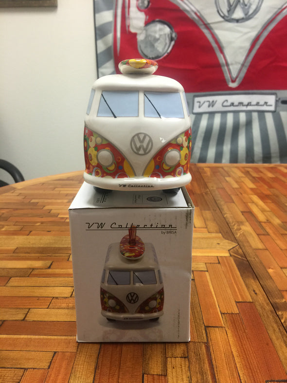 VW Bus Money Bank with Surfboard-Spirals - Cool VW Stuff  - 5