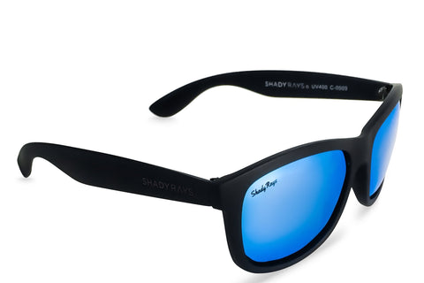 Signature Series - Black Glacier Polarized Incognito