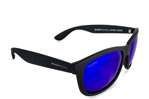 Shady Ray's Signature Series - Black Royal Polarized Sunglasses by Cool VW Stuff