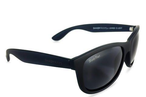 Shady Rays Signature Series - Blackout Polarized INCOGNITO