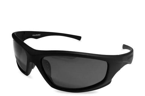 Shady Rays X Series - Blackout Polarized INCOGNITO Sunglasses