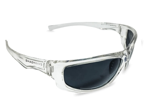 Shady Ray's X Series - Black Ice Polarized Sunglasses by Cool VW Stuff