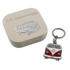 VW Red Shopper Tote Bag & Red Bus Key Ring - Cool VW Stuff  - 3