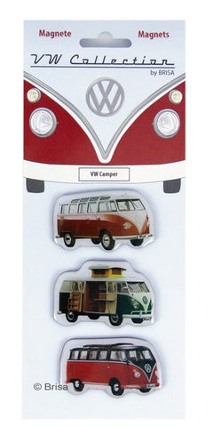 The Original VW Magnets-VW Campers - Cool VW Stuff  - 1