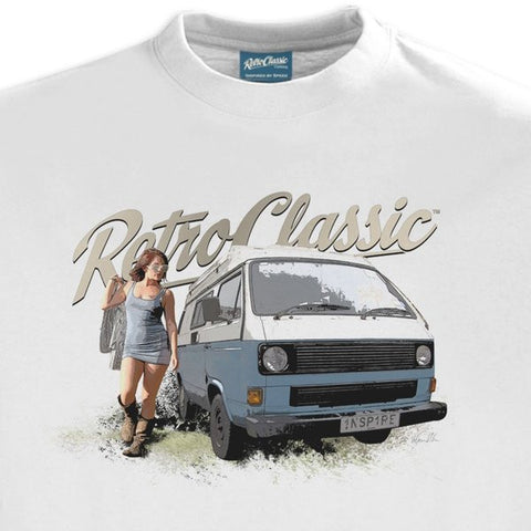 Men's RetroClassic Camper & Robyn Walsh - Cool VW Stuff