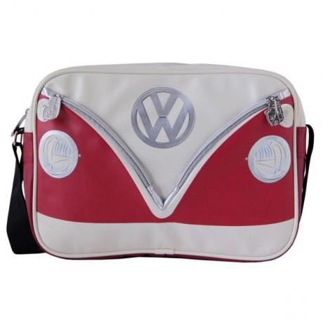 Camper Deluxe Shoulder Bag-Red - Cool VW Stuff  - 2