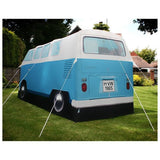 Volkswagen Bus Adult Tent-Blue - Cool VW Stuff  - 9