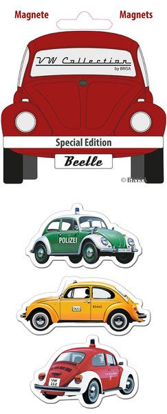 Cool Vw Stuff The Original Vw Beetle Magnets Special Edition