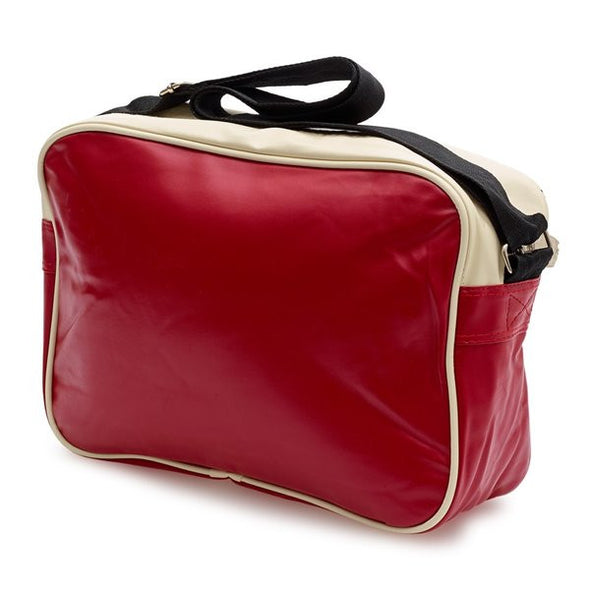 Camper Deluxe Shoulder Bag-Red - Cool VW Stuff  - 3