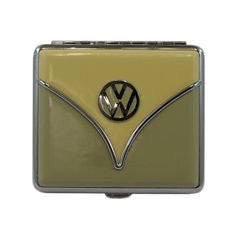 Cigarette Case-Avocado Green Bus - Cool VW Stuff  - 1
