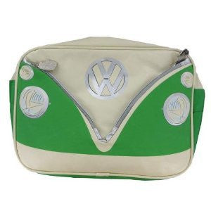 Camper Deluxe Shoulder Bag-Green - Cool VW Stuff  - 2