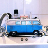 VW Bus Toiletry Bag-Blue - Cool VW Stuff  - 5