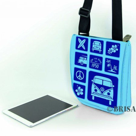 Neoprene Tablet Bag-Blue - Cool VW Stuff  - 1