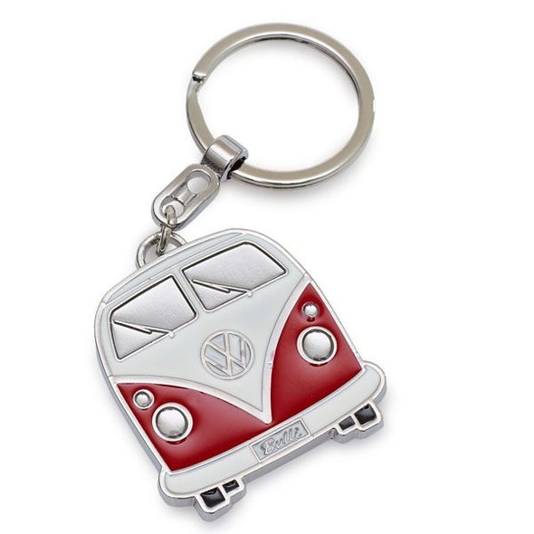 VW Red Bus Shoulder Bag with Key Ring & Coffee Mug - Cool VW Stuff  - 5