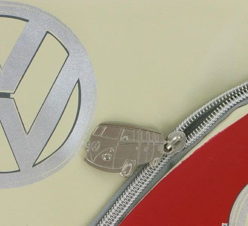 VW Red Bus Shoulder Bag with Key Ring & Coffee Mug - Cool VW Stuff  - 3