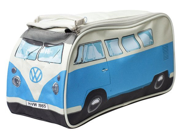 VW Bus Toiletry Bag-Blue - Cool VW Stuff  - 1