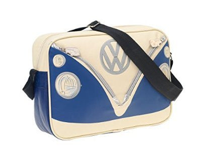 Camper Deluxe Shoulder Bag-Blue - Cool VW Stuff  - 2