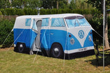 Volkswagen Bus Adult Tent-Blue - Cool VW Stuff  - 5