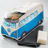 VW Bus Toiletry Bag-Blue - Cool VW Stuff  - 3