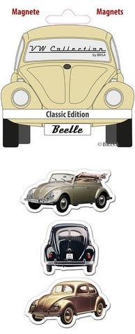 The Original VW Beetle Magnets-Classic Edition - Cool VW Stuff  - 1