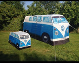 Volkswagen Bus Adult Tent-Blue - Cool VW Stuff  - 8