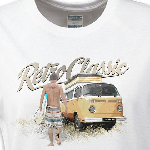 Women's RetroClassic Camper & Surf Dude - Cool VW Stuff  - 1