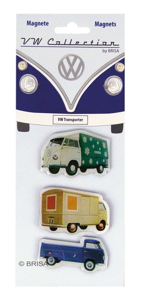 The Original VW Magnets-VW Transporters - Cool VW Stuff