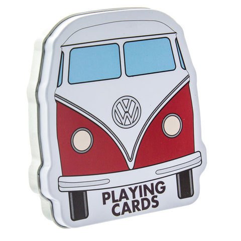 VW Campervan Playing Cards
