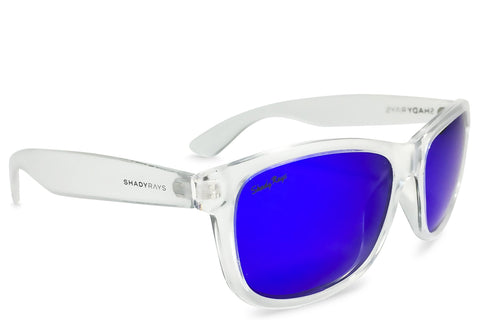 Shady Ray's Signature Series - Royal Ice Polarized Sunglasses by Cool VW Stuff