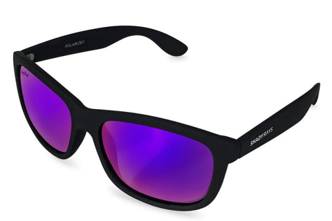 Shady Rays Signature Series - Purple Sunset Polarized Sunglasses