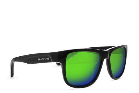 Shady Ray's Ventura Limited - Lime Light Polarized Sunglasses by Cool VW Stuff