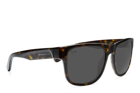 Shady Ray's Ventura Limited - Black Tortoise Polarized Sunglasses by Cool VW Stuff