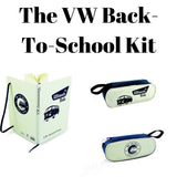 The Ultimate Ride Back-To-School Gift Set - Notebook & Pencil Case