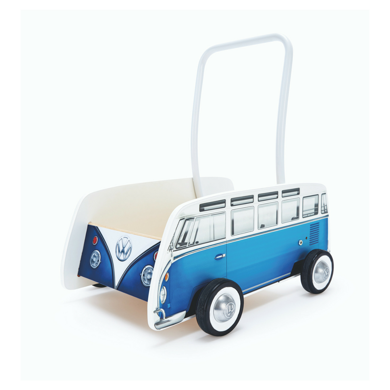 Vw t1 bus first steps baby walker blue cool vw stuff e0381 vw t1 bus first steps baby walker blue thecheapjerseys Choice Image