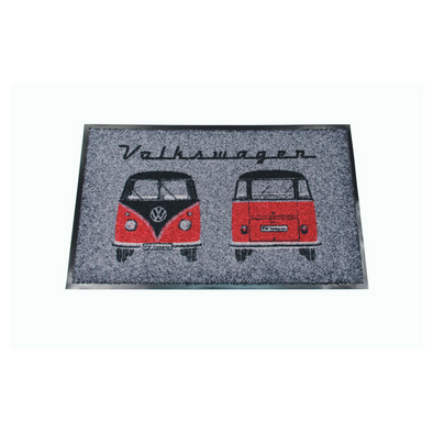 VW T1 Bus Doormat - Front & Back