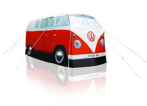 Volkswagen Bus Adult Tent-Red - Cool VW Stuff  - 1