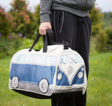 VW Sports Travel Bag-Blue - Cool VW Stuff  - 6