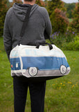 VW Sports Travel Bag-Blue - Cool VW Stuff  - 5