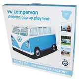 Kid's VW Pop-Up Tent-Blue - Cool VW Stuff  - 3