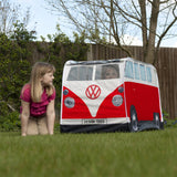 Kid's VW Pop-Up Tent-Red - Cool VW Stuff  - 4