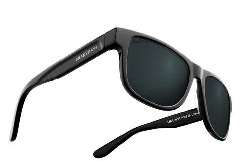 Shady Rays Ventura LIMITED - Blackout Polarized Sunglasses